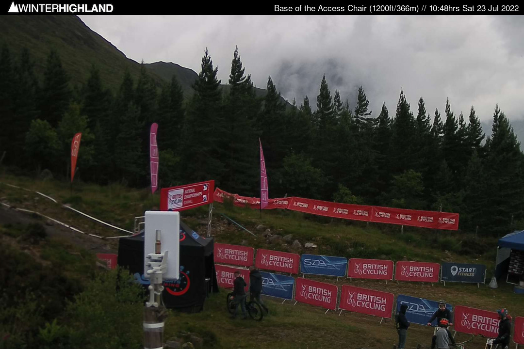 Etive Mor webcam