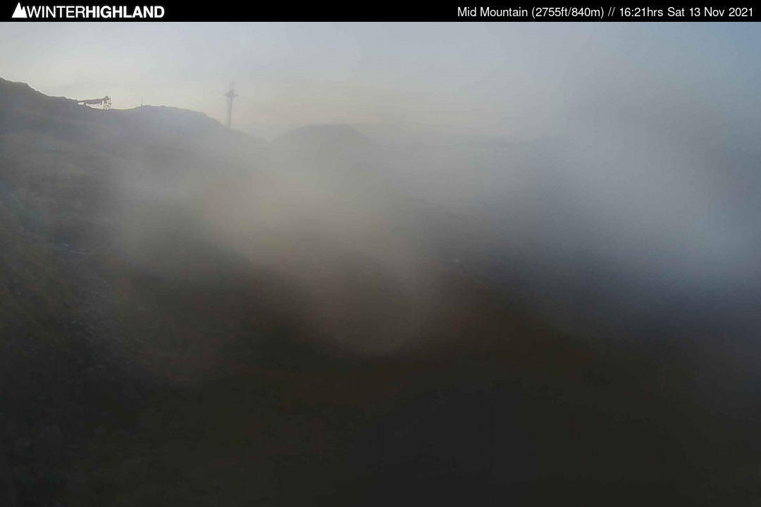 webcam Glencoe - SSC Hut Cam I