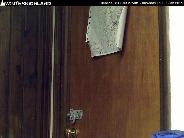 Webcam Glencoe - SSC Hut Cam II