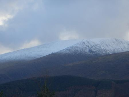 Nevis Range on Monday 19th November 2007